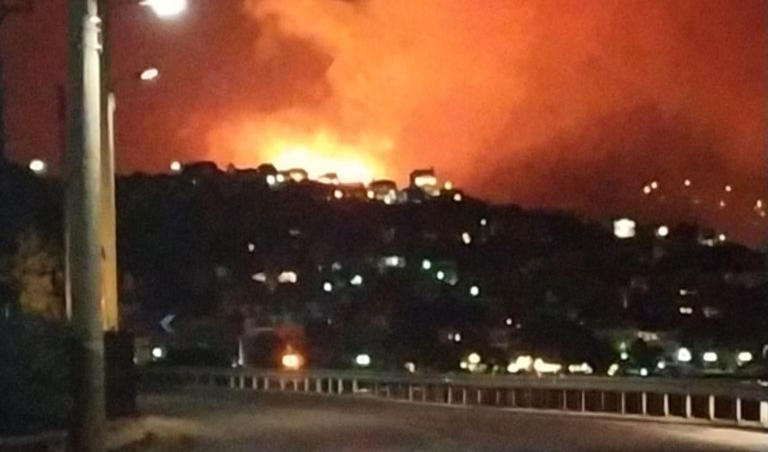 Φωτιά στο Πόρτο Ράφτη: Τέθηκε υπό μερικό έλεγχο – Πληροφορίες για την προσαγωγή ενός υπόπτου   tlife.gr