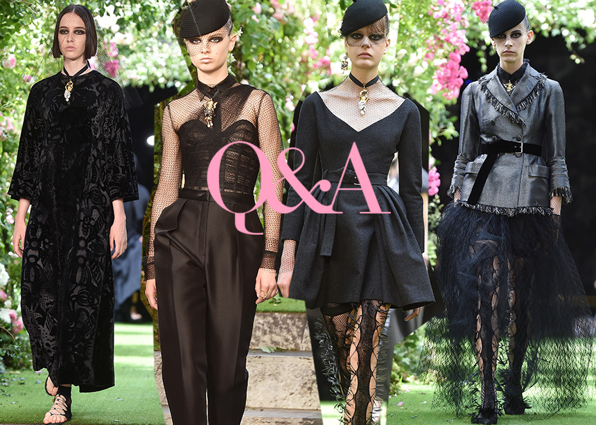 Στείλε την ερώτηση σου και η fashion editor θα απαντήσει σε όλα