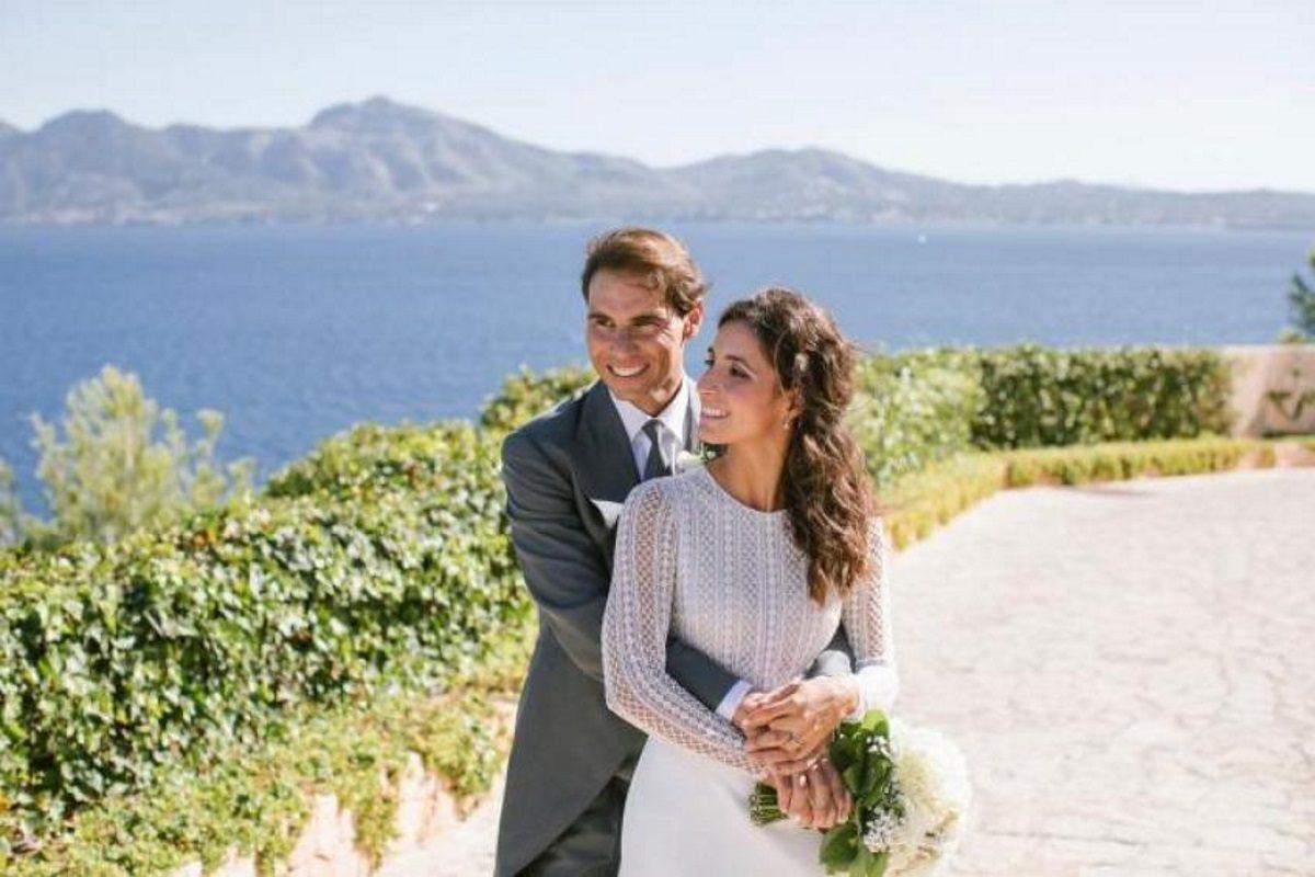 Ο Ραφαέλ Ναδάλ παντρεύτηκε την αγαπημένη του στην Μαγιόρκα! Οι πρώτες φωτογραφίες | tlife.gr