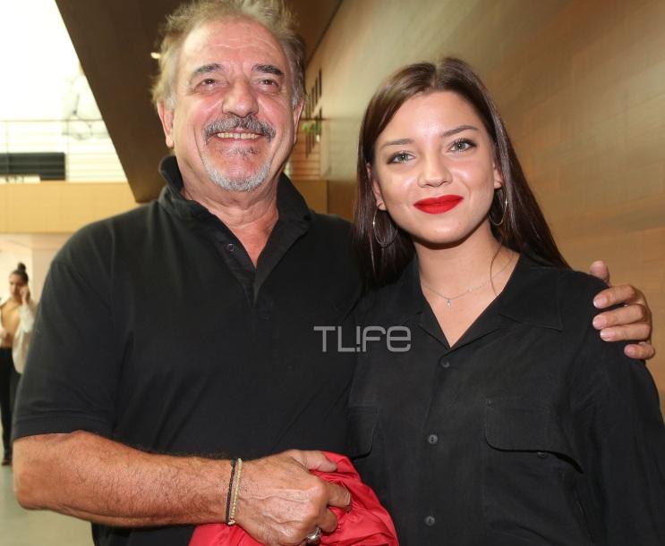 Μαρίλια Μητρούση: Θα παίξει για πρώτη φορά στο θεάτρο μαζί με τον πατέρα της Μιχάλη Μητρούση! [pics] | tlife.gr