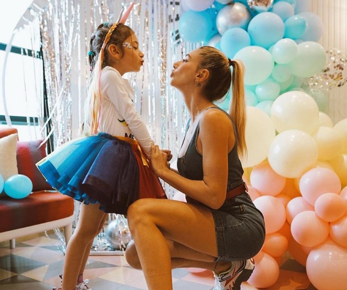 Seyma Subasi: Η πρώην σύζυγος του Acun Ilicali διοργάνωσε το πιο ωραίο πάρτι για την κόρη τους! [pics,vids]