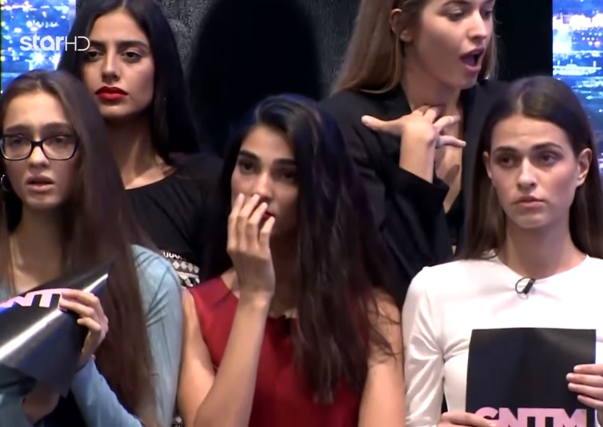 GNTM: Η καλύτερη φωτογραφία της εβδομάδας και η αποχώρηση που «πάγωσε» τα κορίτσια! [video] | tlife.gr