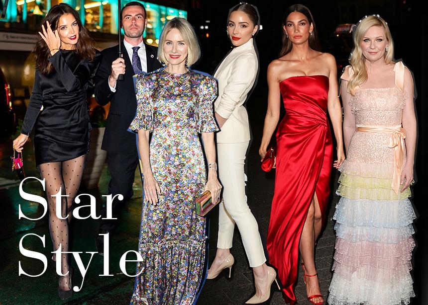 Ποια star ήταν η πιο στιλάτη αυτή την εβδομάδα; | tlife.gr