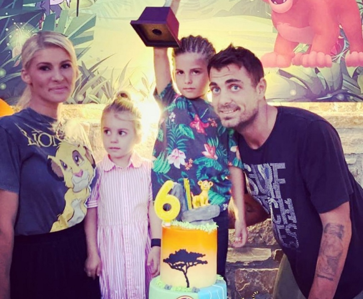 Στέλιος Χανταμπάκης – Όλγα Πηλιάκη: Διοργάνωσαν το πιο εντυπωσιακό πάρτι γενεθλίων στον γιο τους! [pics,vid]