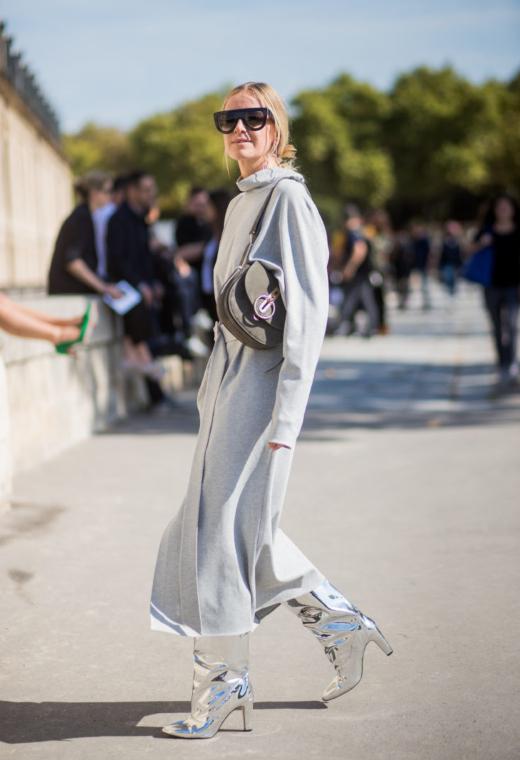 Παρίσι με silver boots | tlife.gr