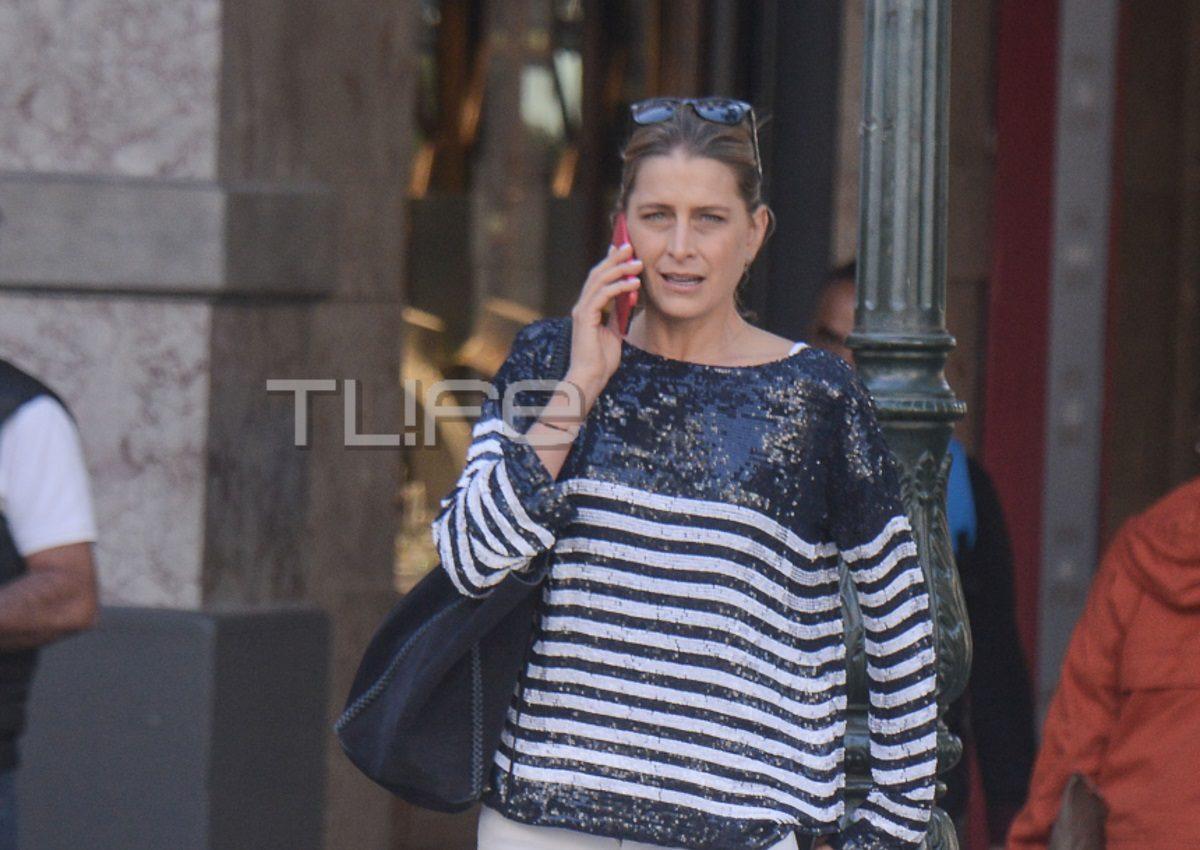 Τατιάνα Μπλάτνικ: Κομψή εμφάνιση στην καρδιά της Αθήνας! [pics] | tlife.gr