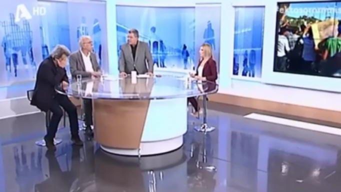 Πέτρος Τατσόπουλος: Λιποθυμία και έντονος πόνος στο στήθος στον αέρα της εκπομπής του Χατζή   tlife.gr