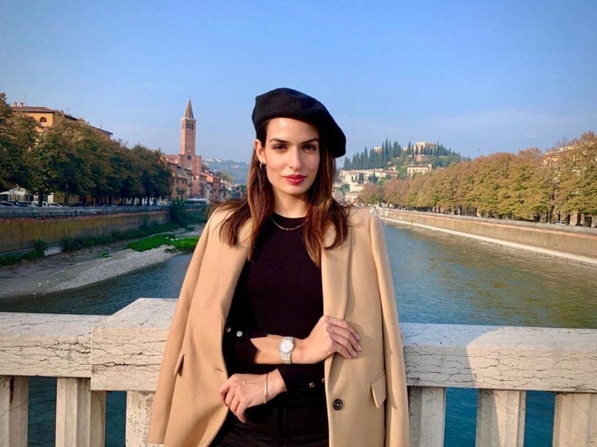 Τόνια Σωτηροπούλου: Κάνει dolce vita στην Ιταλία! Φωτογραφίζει τον Κωστή Μαραβέγια στην όμορφη Βερόνα [pics] | tlife.gr