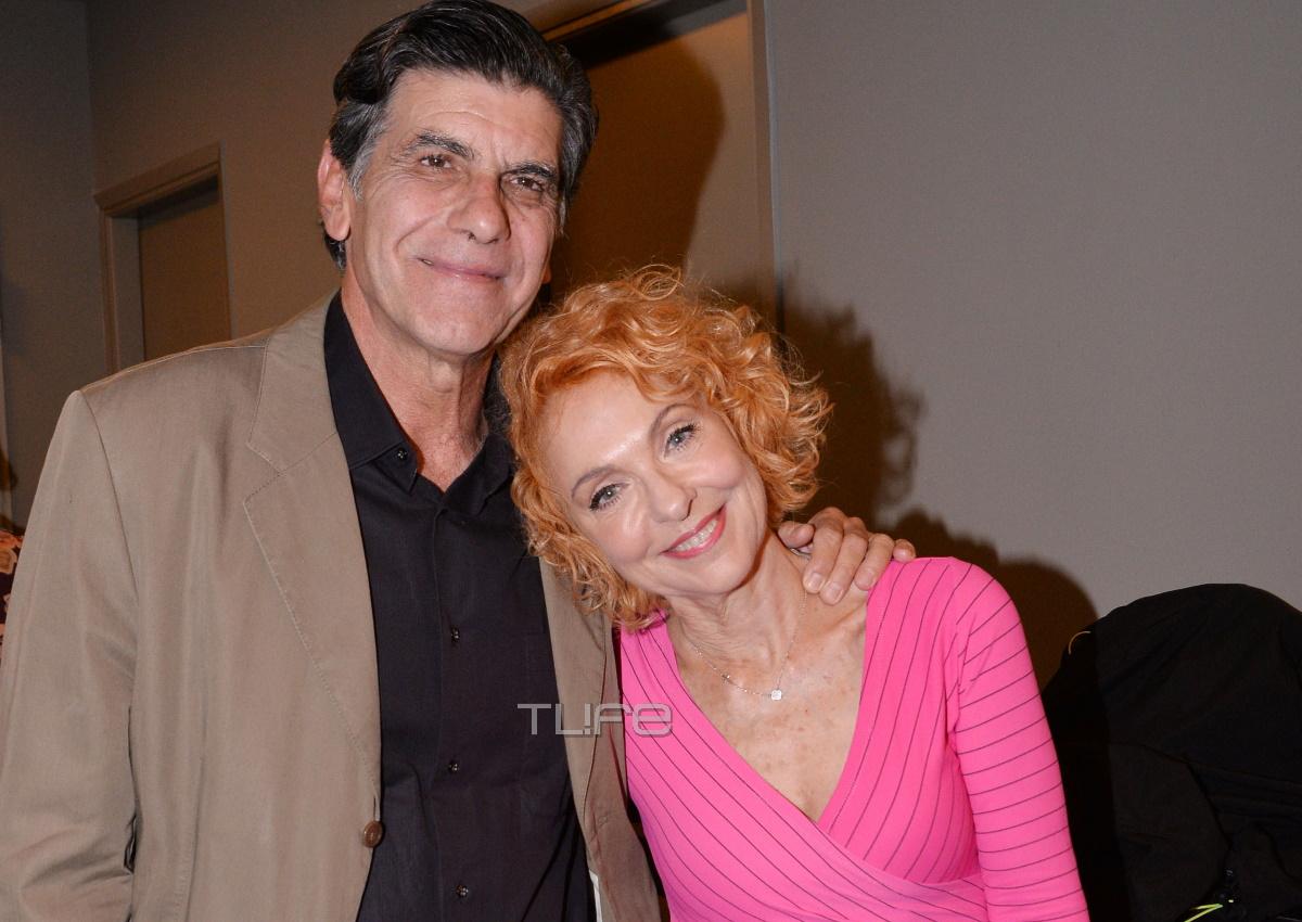 Ναταλία Τσαλίκη: Έκανε πρεμιέρα με τον Γιάννη Μπέζο στο πλευρό της! [pics]