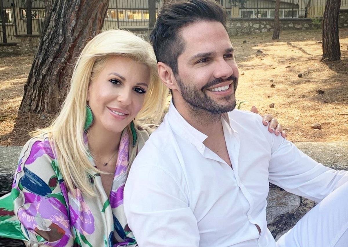 Γιώργος Τσαλίκης: Τα τρυφερά λόγια στην σύζυγό του με αφορμή την επέτειο γνωριμίας τους