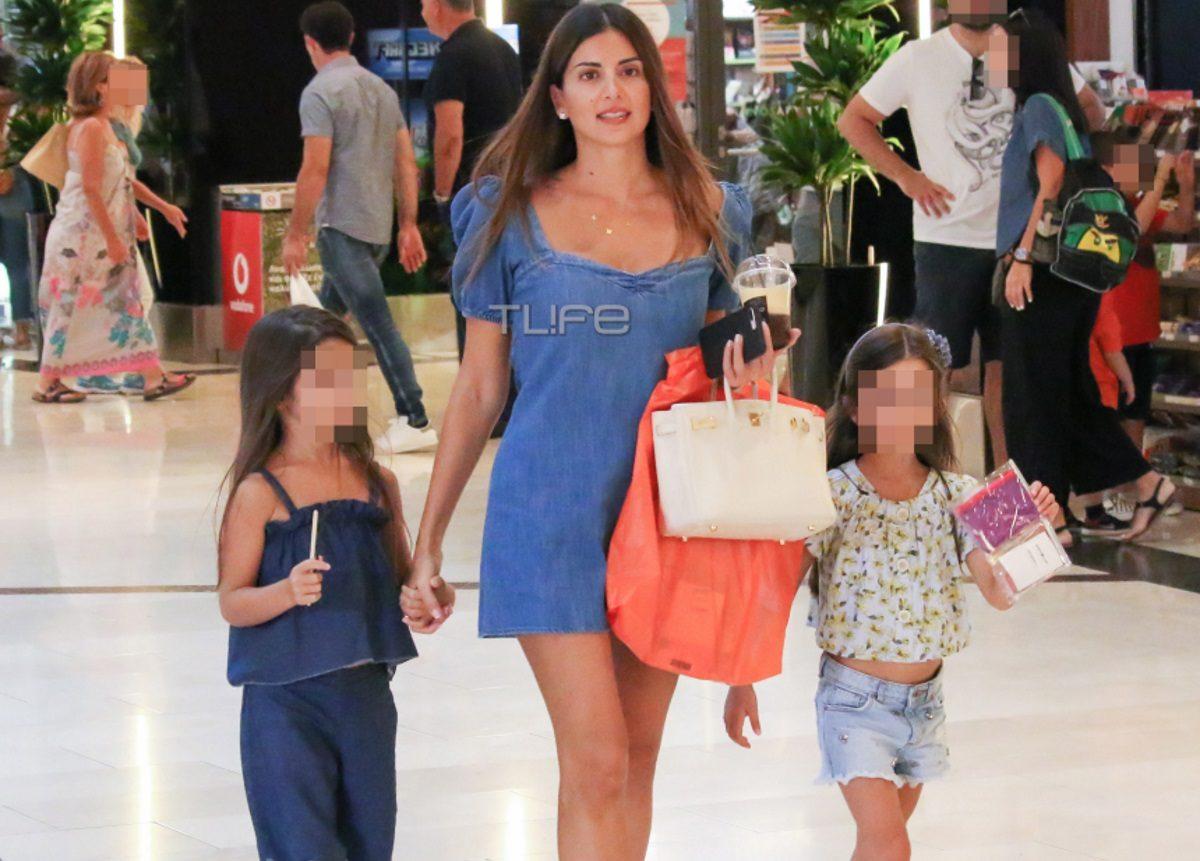 Σταματίνα Τσιμτσιλή: Παντού μαζί με τα κορίτσια της! Η βόλτα τους στα βόρεια προάστια [pics] | tlife.gr