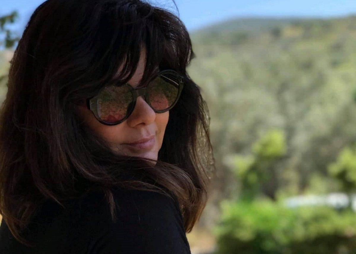 Βάσια Παναγοπούλου: Πρωινή βόλτα με το γιο της στην Κηφισιά [pic] | tlife.gr