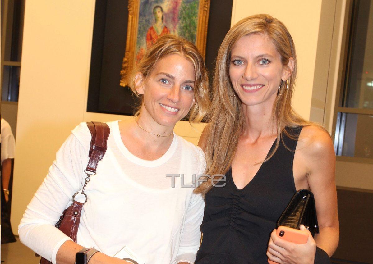 Χρυσή και Αλεξία Βαρδινογιάννη: Σπάνια κοσμική εμφάνιση στο Μουσείο Σύγχρονης Τέχνης Γουλανδρή! | tlife.gr