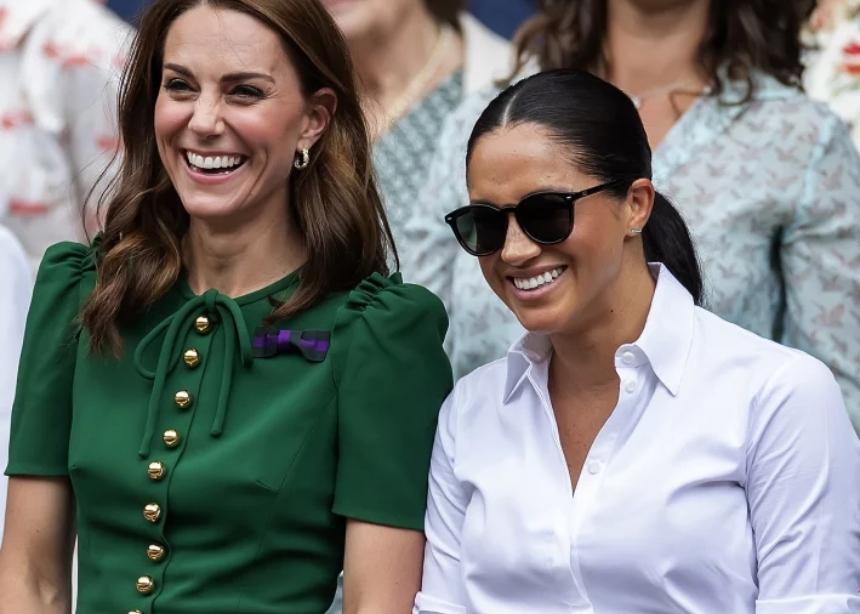 Το χρώμα που δεν θα φορέσουν ποτέ η Kate Middleton και η Meghan Markle. Ξέρεις ποιο είναι;   tlife.gr