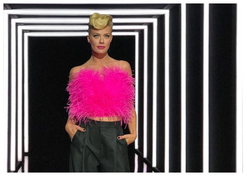 H Zέτα Μακρυπούλια βρήκε τον πιο stylish τρόπο να φορέσει fluo το φθινόπωρο! | tlife.gr