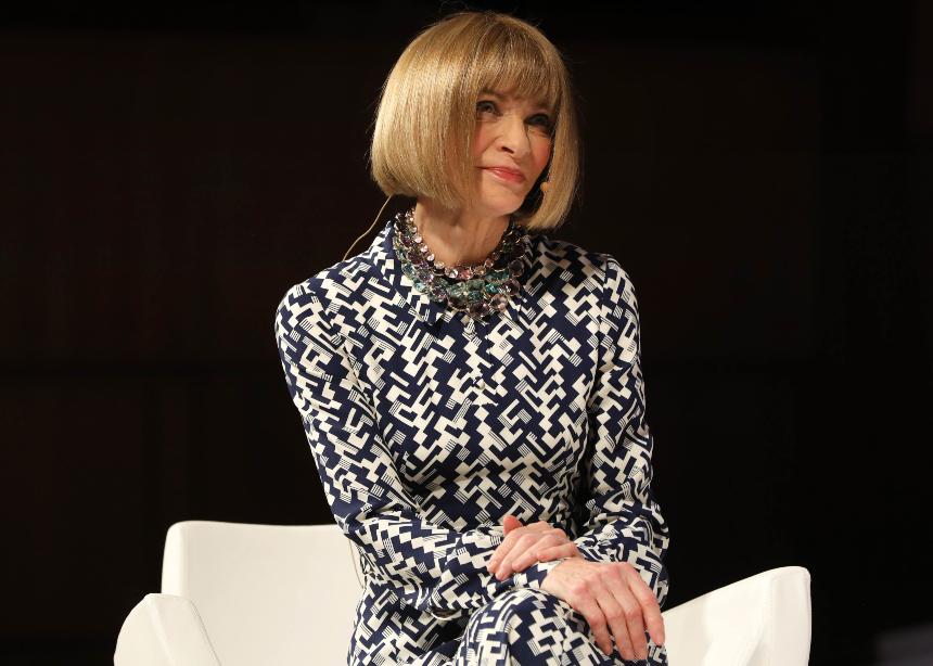 Change Makers: Όλα όσα είπε η Anna Wintour στο συνέδριο της Vogue!