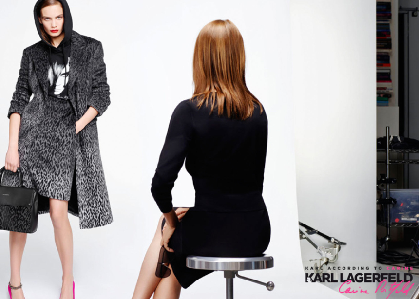 H νέα συλλογή Karl Lagerfeld έχει την υπογραφή της Carine Roitfeld | tlife.gr