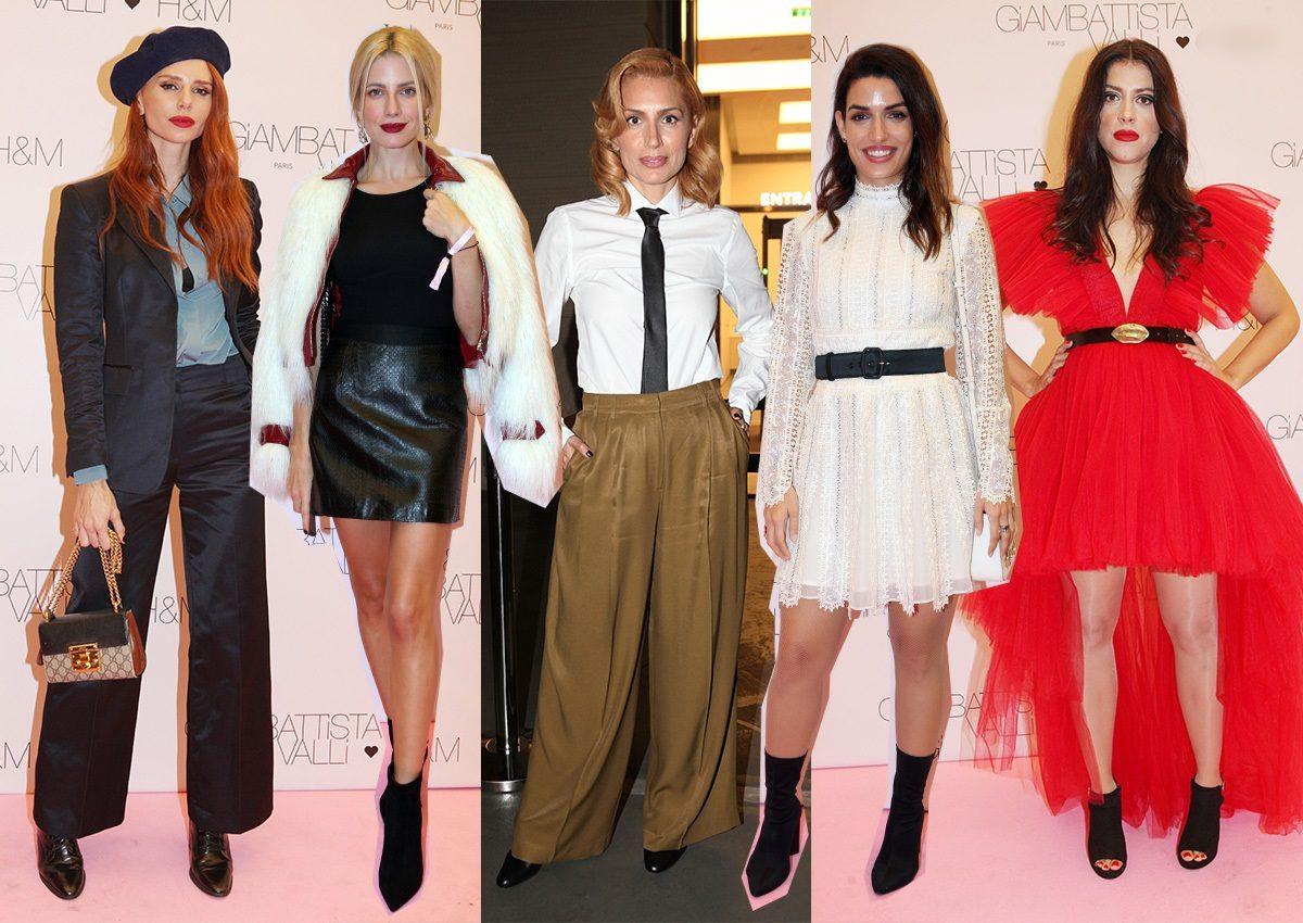 Κομψές εμφανίσεις σε fashion event! Οι Ελληνίδες που έκλεψαν τις εντυπώσεις [pics] | tlife.gr