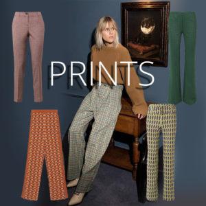 Παντελόνια με prints