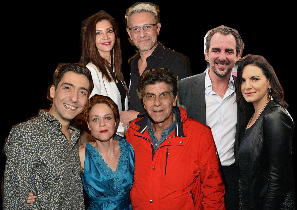 Πλήθος επωνύμων στην επίσημη πρεμιέρα της Παπαληγούρα στο θέατρο «Βέμπο»! [pics]