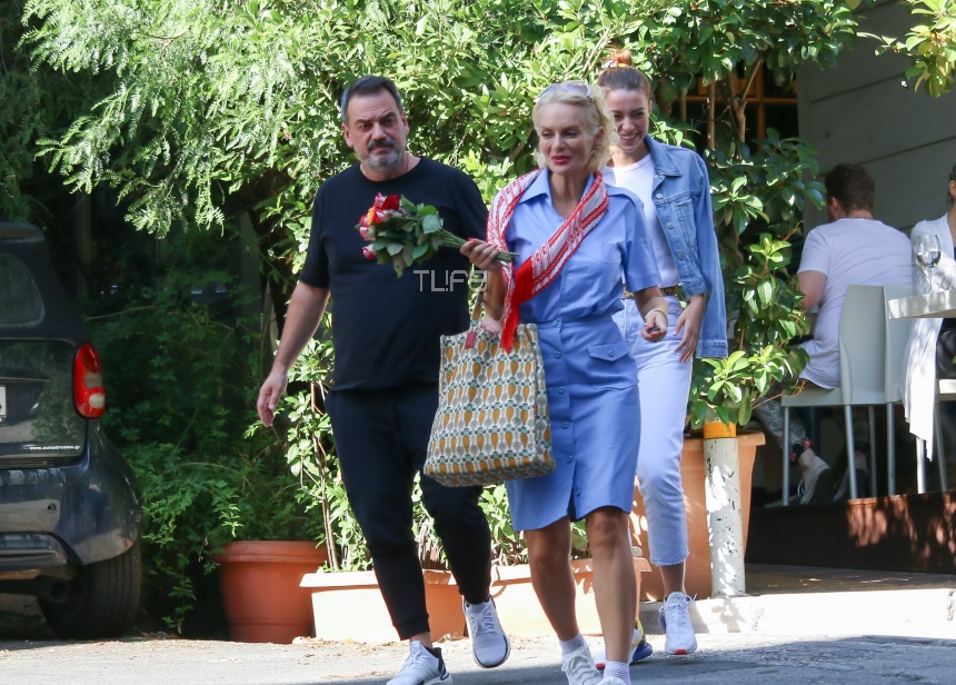 Full in love η Έλενα Χριστοπούλου! «Ο σύντροφός μου είναι αρσενικό, τον βλέπεις και λες… Παναγία μου»