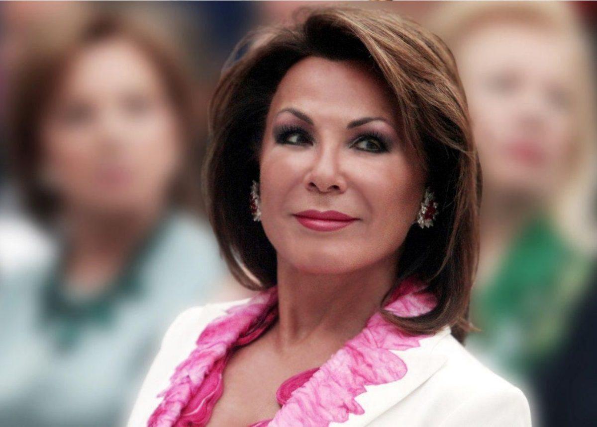 Γιάννα Αγγελοπούλου: Ο μικρός γιος της παρουσιάστηκε στο στρατό! | tlife.gr