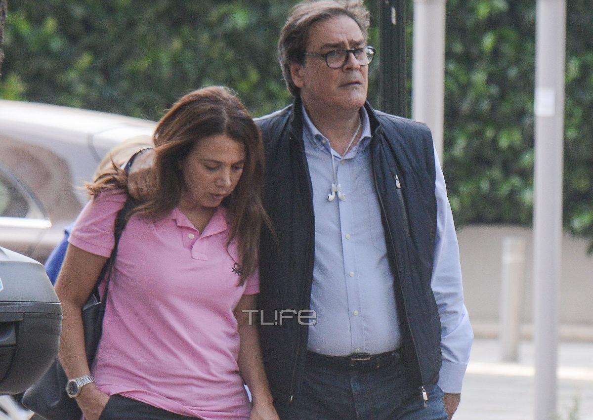 Χριστίνα Αλεξανιάν – Μηνάς Μελισσείδης: Οι τρυφερές στιγμές των μελλοντικών συζύγων σε κοινή εμφάνισή τους! [pics]   tlife.gr