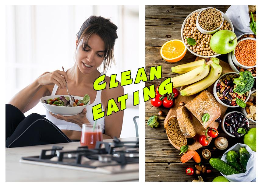"""""""Καθαρή"""" διατροφή: Τι ακριβώς είναι και ποια τα tips για να την κάνεις σωστά!"""