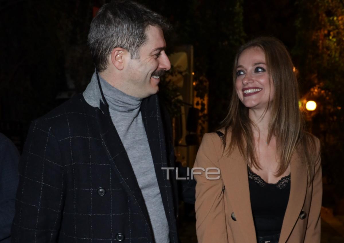 Αλέξανδρος Μπουρδούμης: Έκανε πρεμιέρα στο θέατρο με την Λένα Δροσάκη στο πλευρό του! [pics]
