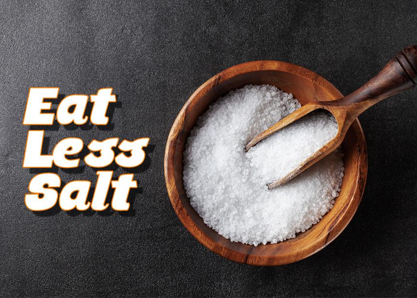 Το ήξερες; Αυτές οι 7 τροφές κρύβουν (πάρα) πολύ αλάτι! | tlife.gr