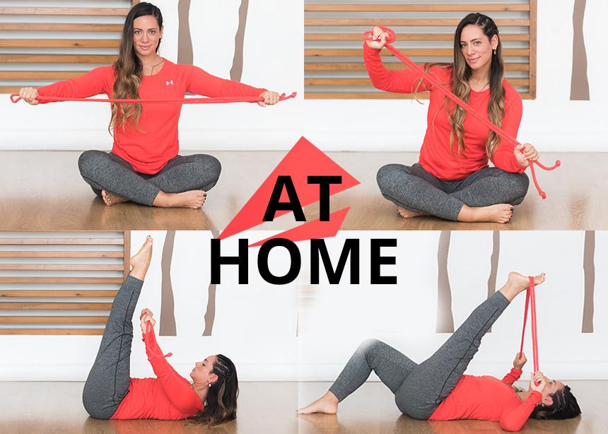 Η Μάντη Περσάκη σου δείχνει πως με ένα σχοινί μπορείς να γυμνάσεις όλο σου το σώμα | tlife.gr
