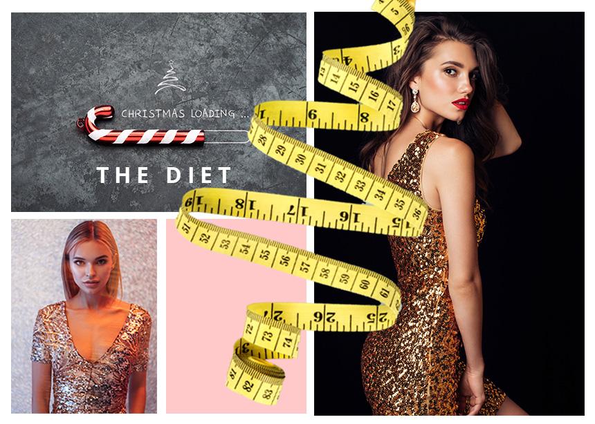 Δίαιτα: Έτσι, θα χάσεις 4 κιλά μέχρι τα Χριστούγεννα!