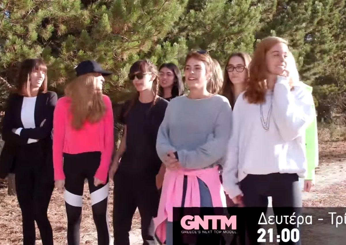 GNTM: Τα μοντέλα μεταμορφώνονται απόψε σε… καταδρομείς! [video] | tlife.gr