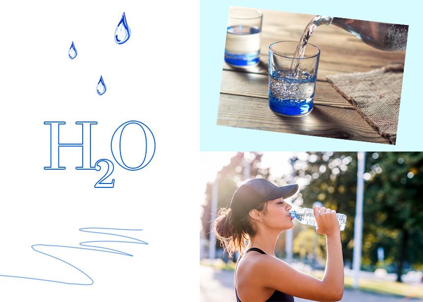 Το νερό είναι το καλύτερο ρόφημα που μπορείς να πιεις. Έχουμε 8 λόγους για να σε πείσουμε! | tlife.gr