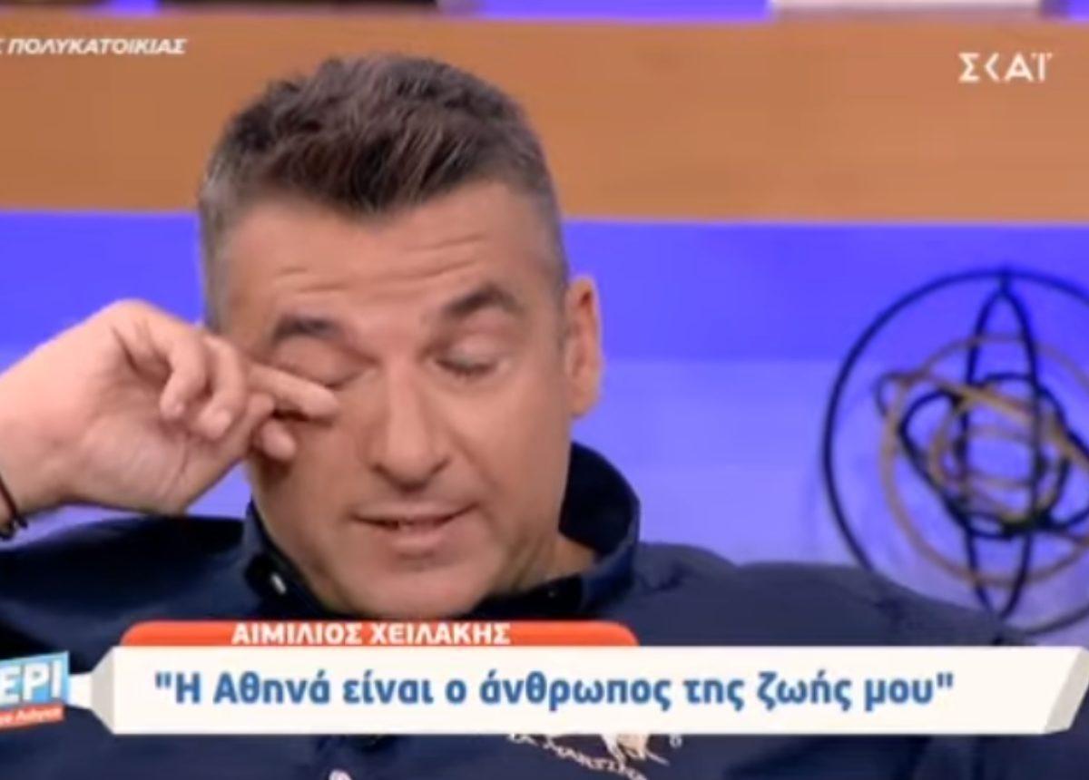 Γιώργος Λιάγκας: Δάκρυσε στον αέρα της εκπομπής! [video] | tlife.gr