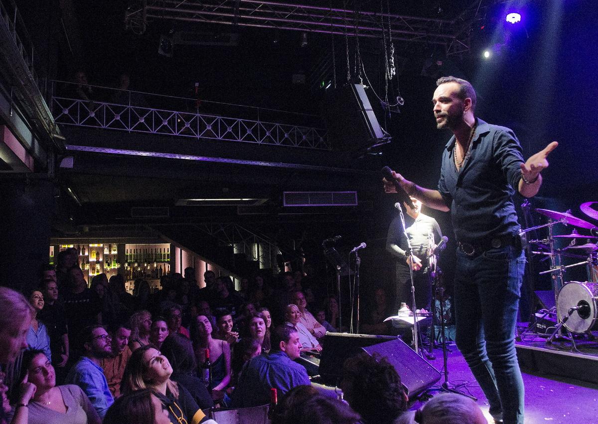 Πάνος Μουζουράκης: Παρουσίασε το νέο του βίντεο κλιπ σε ένα special event γεμάτο μουσικές εκπλήξεις! [pics]