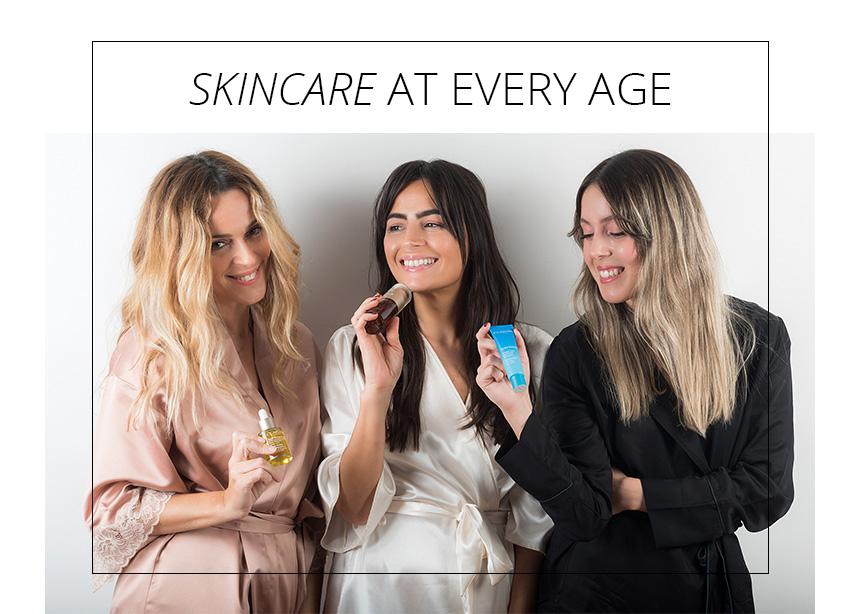 20, 30, 40: τρεις συντάκτριες του TLIFE μοιράζονται το skincare routine τους! | tlife.gr