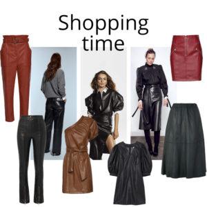 Shopping time: Αυτά είναι τα πιο stylish δερμάτινα κομμάτια στην αγορά!