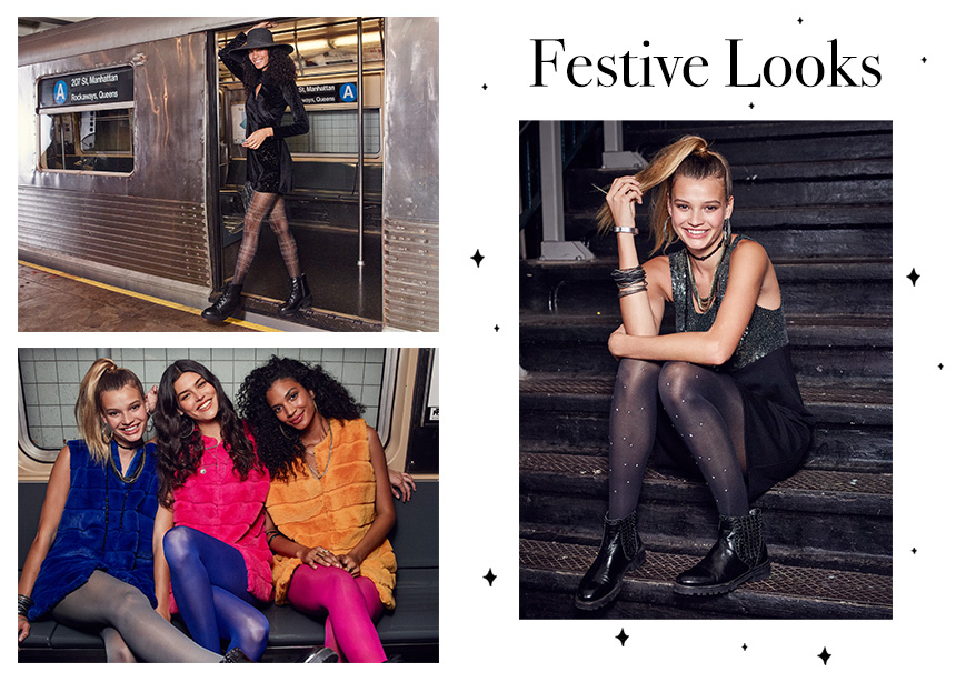 Tέλεια festive looks για τις γιορτές από την Τezenis! | tlife.gr