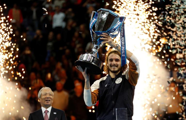 Στην κορυφή του παγκόσμιου τένις ο Τσιτσιπάς – Κέρδισε 2-1 τον Τιμ στο ATP Finals | tlife.gr
