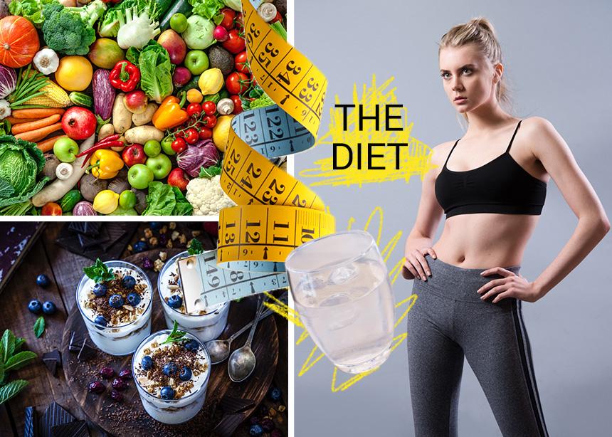 Δίαιτα: Σήμερα ξεκινάμε αποτοξίνωση με αυτό το πλήρες πρόγραμμα! | tlife.gr
