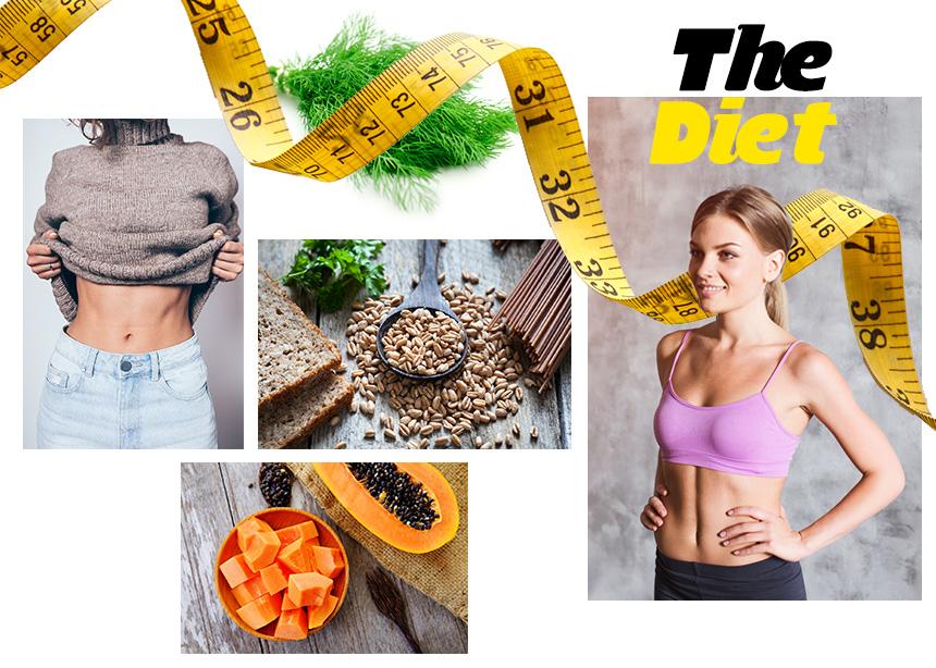 Δίαιτα για επίπεδη κοιλιά: Οι τροφές που θα επιταχύνουν το μεταβολισμό σου