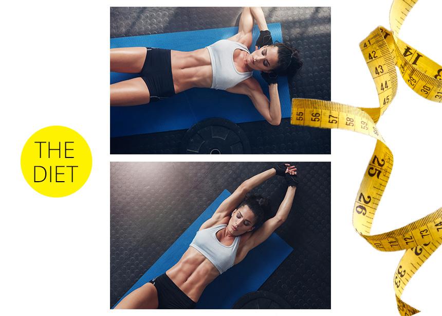 Γυμνάζεσαι; Αυτή η δίαιτα θα σε βοηθήσει να αποκτήσεις τη γράμμωση που θες!   tlife.gr
