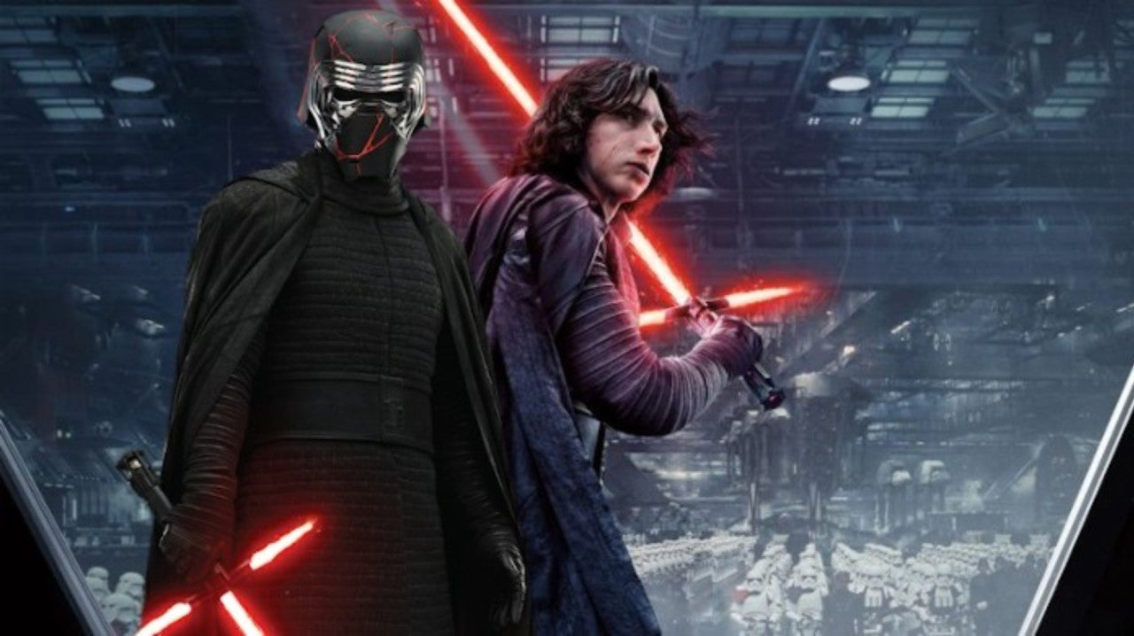 """Adam Driver: Ο """"Kylo Ren"""" του Star Wars αποκάλυψε τα ενθύμια που πήρε από το πλατό!"""