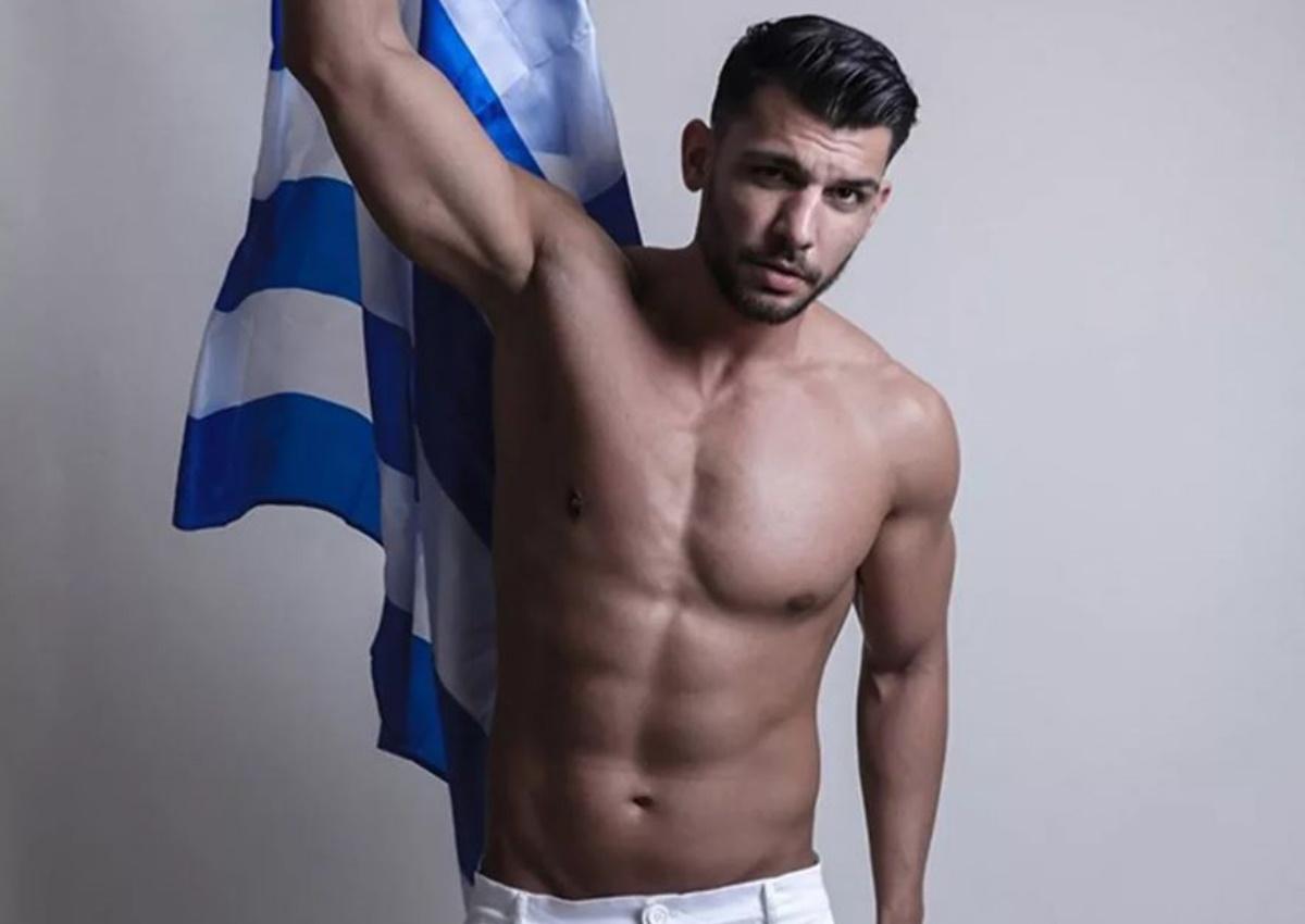 Ανδρέας Μποταΐτης: Αυτός είναι ο κούκλος Έλληνας που βγήκε δεύτερος στα ανδρικά καλλιστεία Mr Υφήλιος 2019!