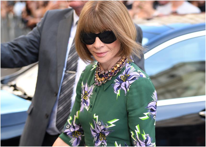 Στην Αθήνα η θρυλική Anna Wintour! Όσα πρέπει να ξέρεις για την ιέρεια της μόδας   tlife.gr