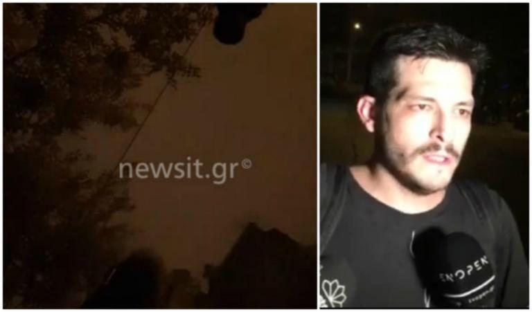 Η ΕΣΗΕΑ καταγγέλλει την επίθεση των ΜΑΤ στον δημοσιογράφο Μάριο Αραβαντινό