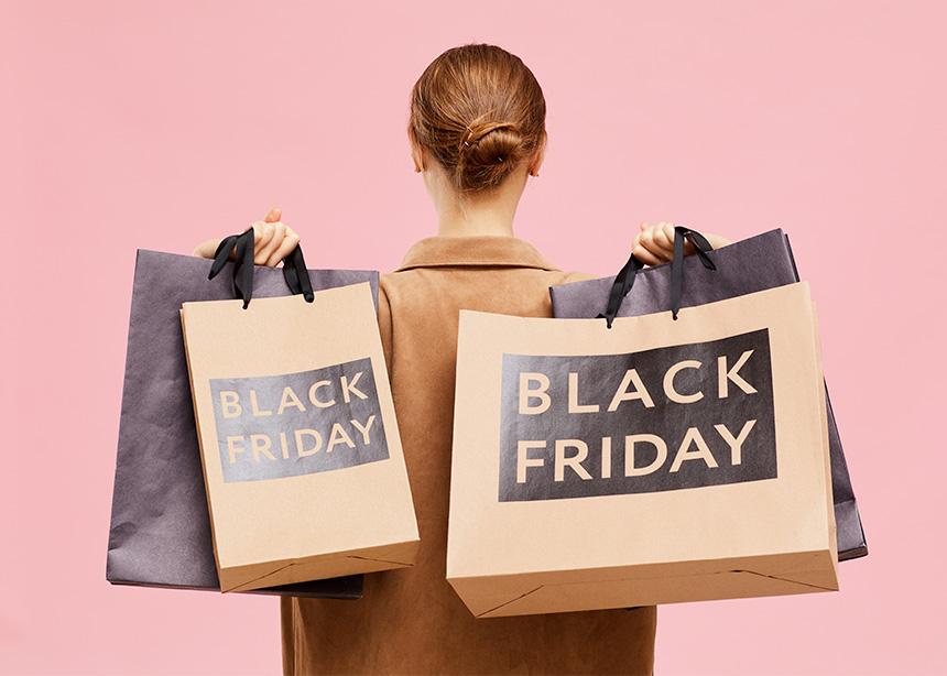 Βlack Friday! Πως θα ήταν αν πήγαινες στα μαγαζιά με ένα στιλίστα! | tlife.gr