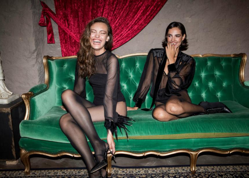 Σε αυτή την συλλογή θα βρεις το πιο θηλυκό κομμάτι για αυτή την σεζόν!   tlife.gr