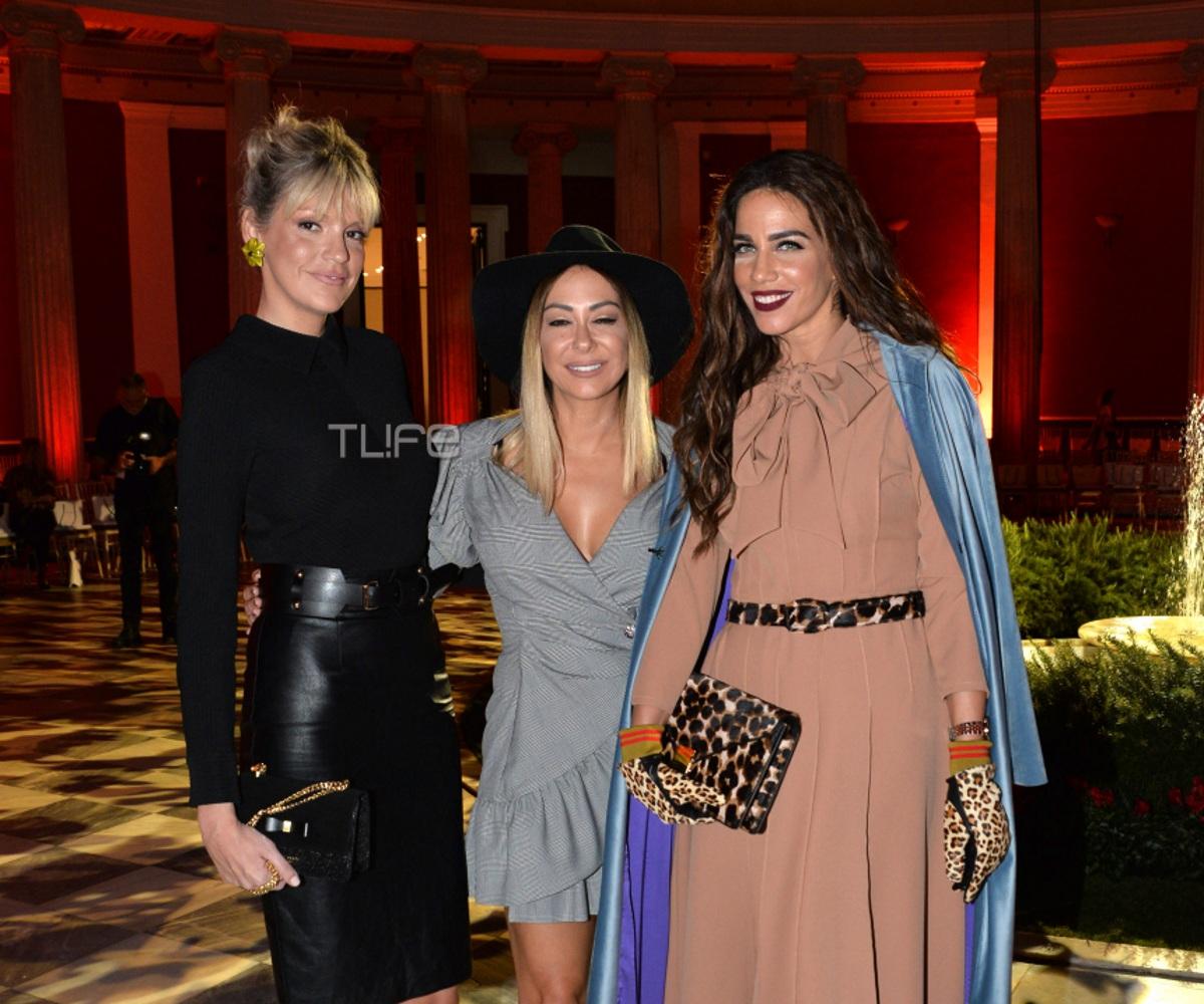 Υβόννη Μπόσνιακ: Οι celebrities στο εντυπωσιακό fashion show της στο AXDW! Φωτογραφίες